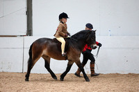 2.The Milner family  - Lead Rein Pony - 10 years & under