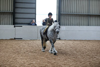 5. Riding Club Pony - 10 years & under, lead rein permitted